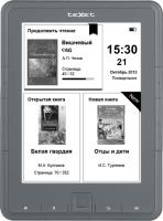 Электронная книга TeXet TB-137SE (4Gb, Gray) -