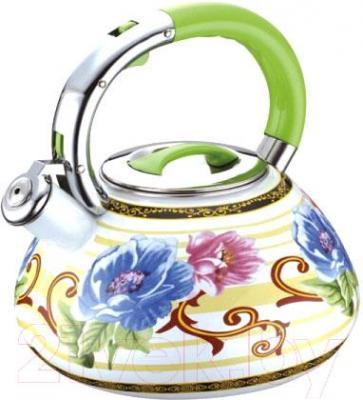 Чайник со свистком Peterhof PH-15608 - общий вид