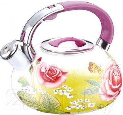 Чайник со свистком Peterhof PH-15610 - общий вид