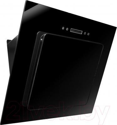 Вытяжка декоративная Backer AH60E-L6 (Black Glass, д.о.90) - общий вид
