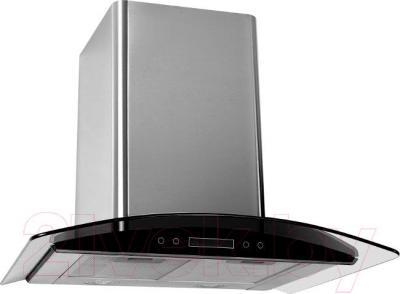 Вытяжка купольная Backer QD90E-G6L180 (Shiny Black Dark, д.о. 200) - общий вид