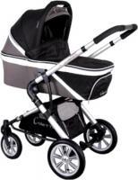 Детская универсальная коляска Coletto Giovanni 2 в 1 (черный) -