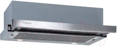 Вытяжка телескопическая Nodor Extender 70/A (нержавеющая сталь) - общий вид