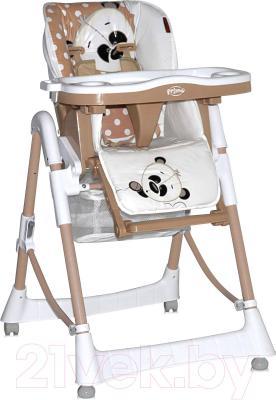 Стульчик для кормления Lorelli Primo (Beige Panda) - общий вид