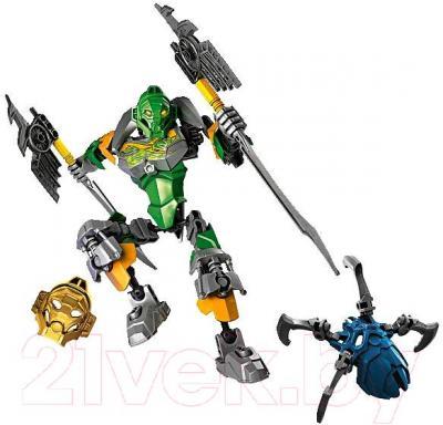 Конструктор Lego Bionicle Лева - Повелитель Джунглей (70784) - общий вид