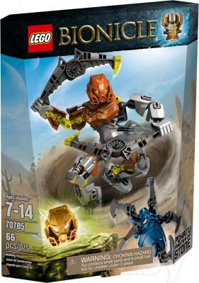 Конструктор Lego Bionicle Похату - Повелитель Камня (70785) - упаковка