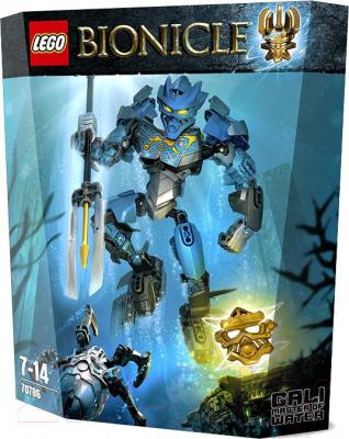 Конструктор Lego Bionicle Гали - Повелительница Воды (70786) - упаковка