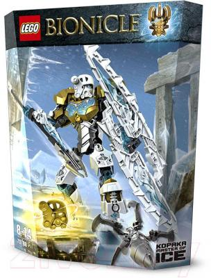 Конструктор Lego Bionicle Копака - Повелитель Льда (70788) - упаковка