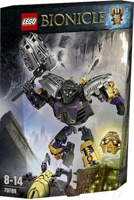 Конструктор Lego Bionicle Онуа - Повелитель Земли (70789) - упаковка