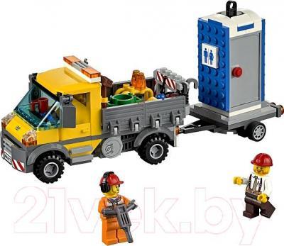 Конструктор Lego City Машина техобслуживания (60073) - общий вид