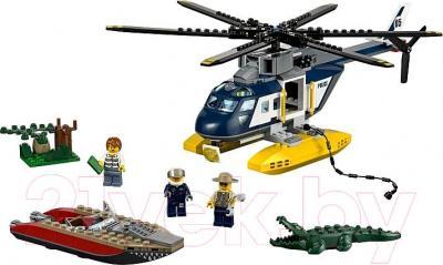 Конструктор Lego City Погоня на полицейском вертолёте (60067) - общий вид