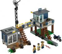 Конструктор Lego City Участок новой Лесной Полиции (60069) -