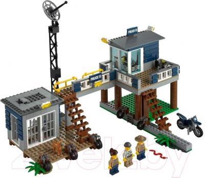 Конструктор Lego City Участок новой Лесной Полиции (60069) - общий вид
