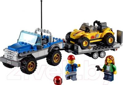 Конструктор Lego City Перевозчик Песчаного Багги (60082) - общий вид