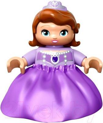 Конструктор Lego Duplo София Прекрасная: королевский замок (10595) - минифигурка