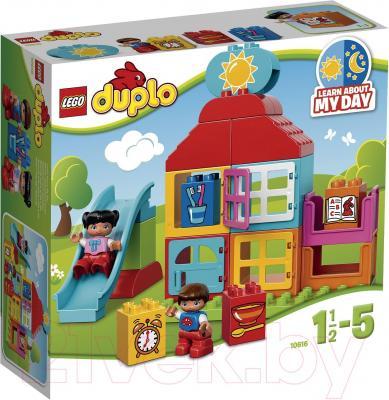 Конструктор Lego Duplo Мой первый игровой домик (10616) - упаковка