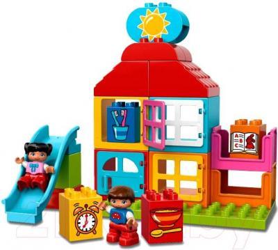 Конструктор Lego Duplo Мой первый игровой домик (10616) - общий вид