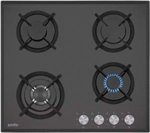 Газовая варочная панель Simfer H60N41B501 - общий вид