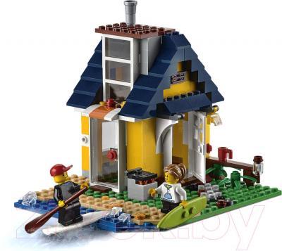 Конструктор Lego Creator Домик на пляже (31035) - общий вид