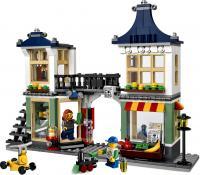 Конструктор Lego Creator Магазин по продаже игрушек и продуктов (31036) -