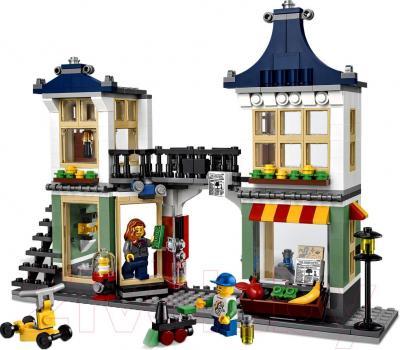 Конструктор Lego Creator Магазин по продаже игрушек и продуктов (31036) - общий вид