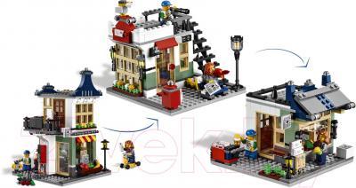 Конструктор Lego Creator Магазин по продаже игрушек и продуктов (31036) - варианты