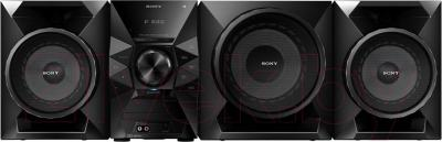 Минисистема Sony MHC-ECL99BT - общий вид