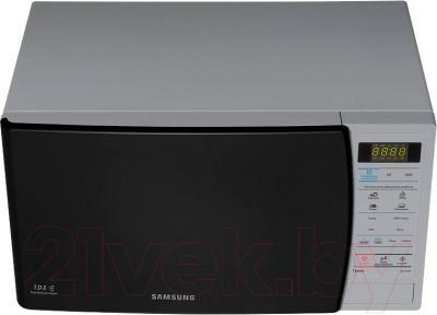 Микроволновая печь Samsung GE731KR-S/BWT - вид сверху