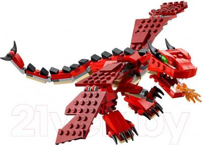 Конструктор Lego Creator Огнедышащий дракон 31032 - общий вид