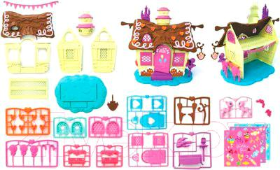 Игровой набор Hasbro My Little Pony Пряничный домик (A8203) - комплектация
