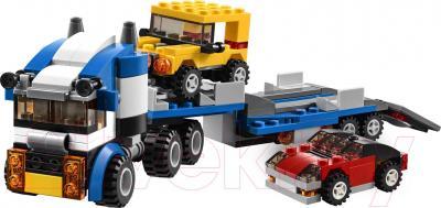 Конструктор Lego Creator Автотранспортер (31033) - общий вид
