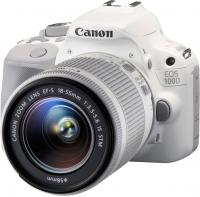 Фотоаппарат Canon EOS 1100D Kit 18-55mm IS  (White) -