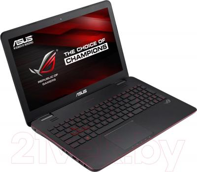 Ноутбук Asus G551JM-CN021D - вполоборота