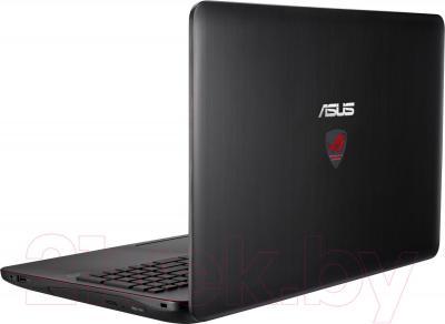 Ноутбук Asus G551JM-CN021D - вид сзади
