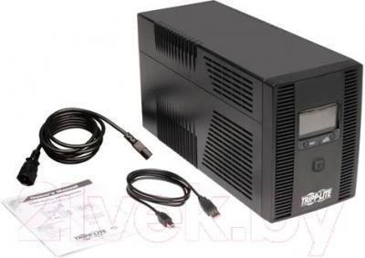 ИБП Tripp Lite SMX1500LCDT - комплектация