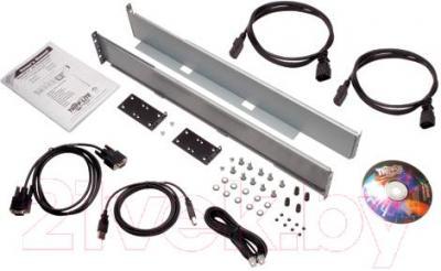 ИБП Tripp Lite SMX1500XLRT2U - комплектация