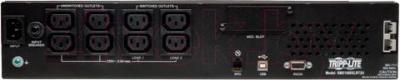 ИБП Tripp Lite SMX1500XLRT2U - вид сзади