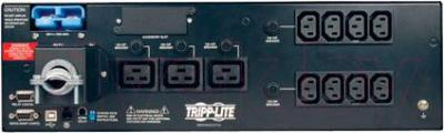 ИБП Tripp Lite SMX5000XLRT3U - вид сзади