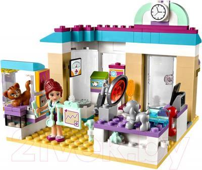 Конструктор Lego Friends Ветеринарная клиника (41085) - общий вид