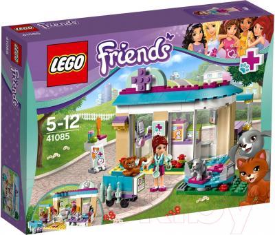 Конструктор Lego Friends Ветеринарная клиника (41085) - упаковка