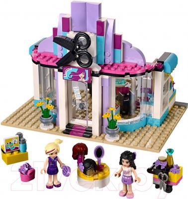 Конструктор Lego Friends Парикмахерская (41093) - общий вид