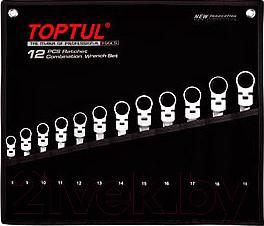 Набор однотипного инструмента Toptul GPAQ1204 - общий вид