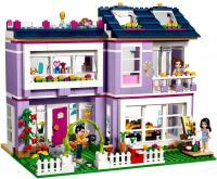 Конструктор Lego Friends Дом Эммы (41095) -