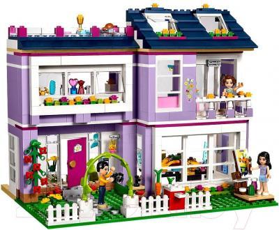 Конструктор Lego Friends Дом Эммы (41095) - общий вид