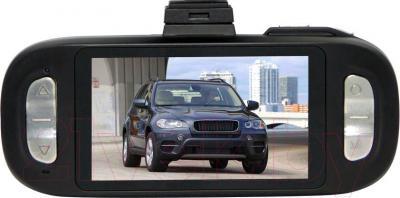 Автомобильный видеорегистратор AdvoCam FD8 (Black) - дисплей