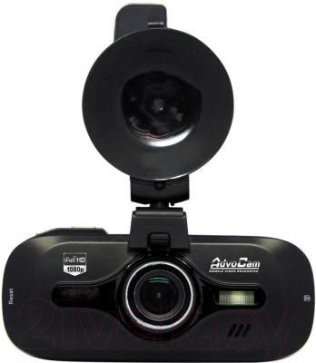 Автомобильный видеорегистратор AdvoCam FD8 GPS (Black) - общий вид