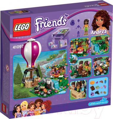 Конструктор Lego Friends Воздушный шар (41097) - упаковка
