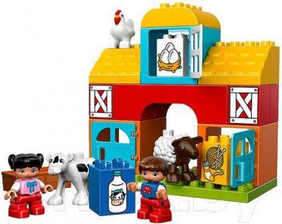 Конструктор Lego Duplo Моя первая ферма (10617) - общий вид