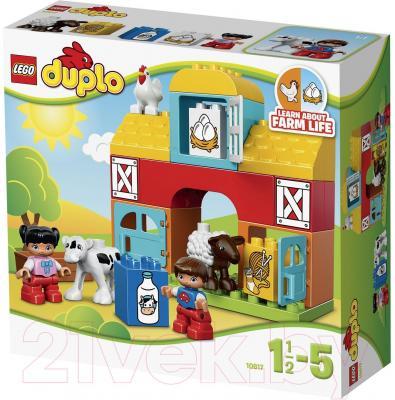 Конструктор Lego Duplo Моя первая ферма (10617) - упаковка