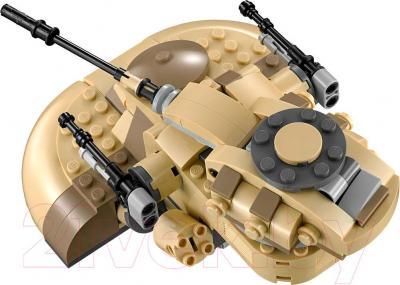 Конструктор Lego Star Wars Бронированный штурмовой танк AAT (75080) - общий вид